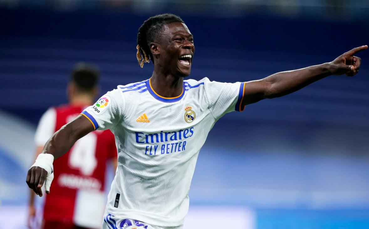 Eduardo Camavinga – The French Wonderkid now making waves at Real Madrid