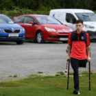 A decade in the making - meet the Irish amputee footballer with dreams of EURO 2021 success