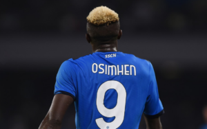 Victor Osimhen - From goal-shy striker at Wolfsburg to Napoli's main man